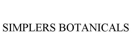 SIMPLERS BOTANICALS