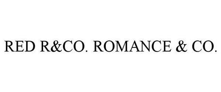 RED R&CO. ROMANCE & CO.