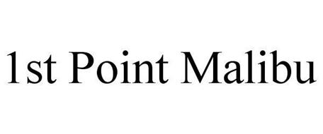 1ST POINT MALIBU