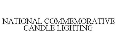 NATIONAL COMMEMORATIVE CANDLE LIGHTING