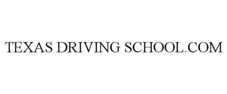 TEXAS DRIVING SCHOOL.COM