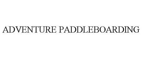 ADVENTURE PADDLEBOARDING