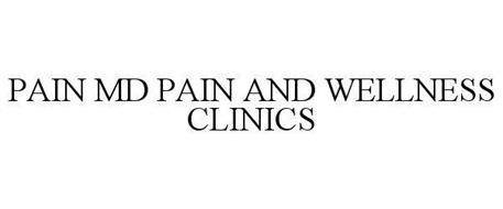 PAIN MD PAIN AND WELLNESS CLINICS
