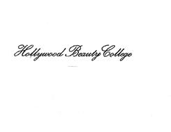 HOLLYWOOD BEAUTY COLLEGE