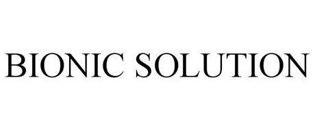 BIONIC SOLUTION
