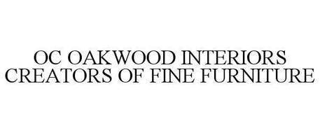 OC OAKWOOD INTERIORS CREATORS OF FINE FURNITURE