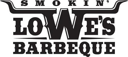 SMOKIN' LOWE'S BARBEQUE