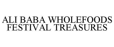 ALI BABA WHOLEFOODS FESTIVAL TREASURES