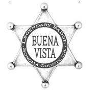 BUENA VISTA ·LEGENDARY BADGE· SONOMA COUNTY, CA