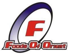 F FOODS OF ORIENT