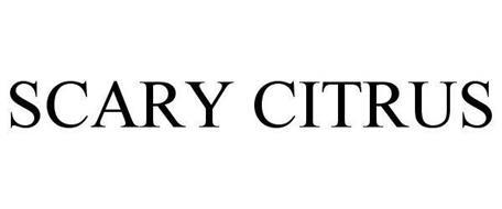 SCARY CITRUS