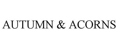 AUTUMN & ACORNS