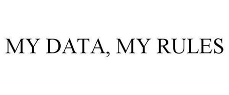 MY DATA, MY RULES
