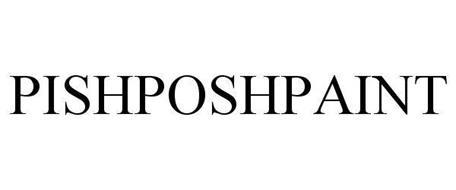 PISHPOSHPAINTS