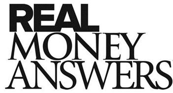 REAL MONEY ANSWERS