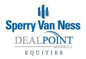SPERRY VAN NESS DEALPOINT MERRILL EQUITIES