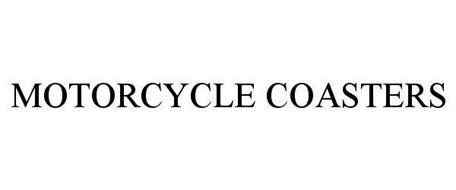 MOTORCYCLE COASTERS