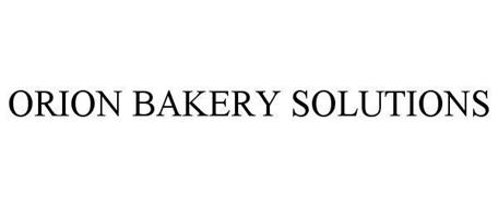 ORION BAKERY SOLUTIONS