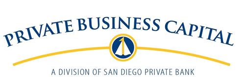 PRIVATE BUSINESS CAPITAL A DIVISION OF SAN DIEGO PRIVATE BANK