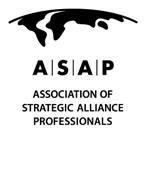 A|S|A|P ASSOCIATION OF STRATEGIC ALLIANCE PROFESSIONALS