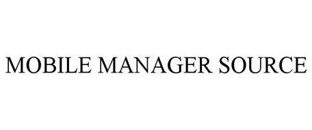 MOBILE MANAGER SOURCE