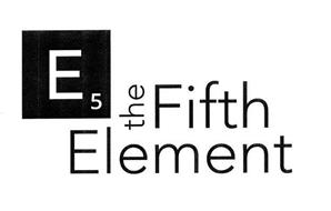 E5 THE FIFTH ELEMENT