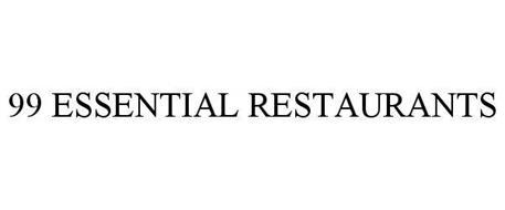 99 ESSENTIAL RESTAURANTS