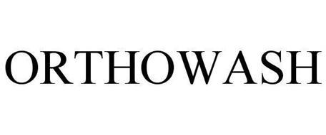 ORTHOWASH