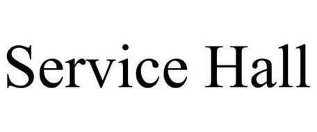 SERVICE HALL