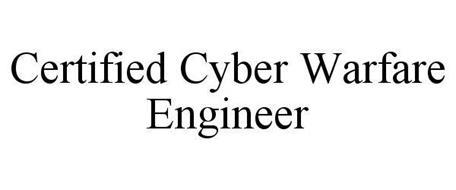 CERTIFIED CYBER WARFARE ENGINEER