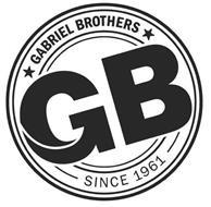 GABRIEL BROTHERS GB SINCE 1961