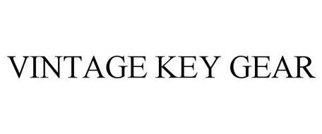 VINTAGE KEY GEAR