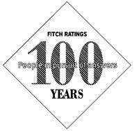 PEOPLE IN PURSUIT OF ANSWERS FITCH RATINGS 100 YEARS