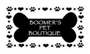 BOOMER'S PET BOUTIQUE