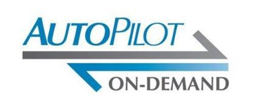AUTOPILOT ON-DEMAND