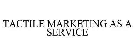 TACTILE MARKETING AS A SERVICE
