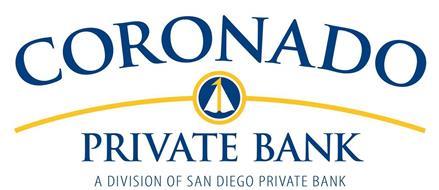 CORONADO PRIVATE BANK A DIVISION OF SAN DIEGO PRIVATE BANK