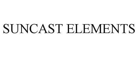 SUNCAST ELEMENTS