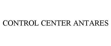 CONTROL CENTER ANTARES