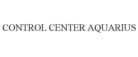 CONTROL CENTER AQUARIUS
