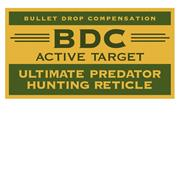 BULLET DROP COMPENSATION BDC ACTIVE TARGET ULTIMATE PREDATOR HUNTING RETICLE