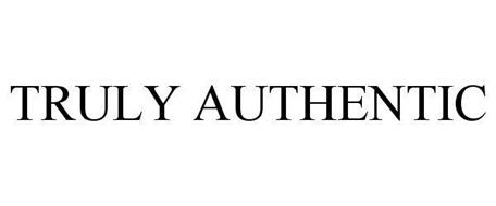 TRULY AUTHENTIC
