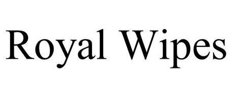 ROYAL WIPES