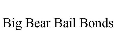 BIG BEAR BAIL BONDS