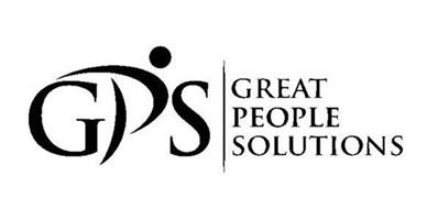 GPS GREAT PEOPLE SOLUTIONS