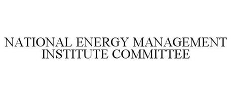NATIONAL ENERGY MANAGEMENT INSTITUTE COMMITTEE