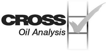 CROSS OIL ANALYSIS