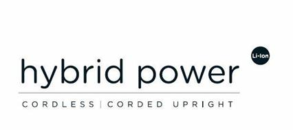 HYBRID POWER LI-ION CORDLESS CORDED UPRIGHT