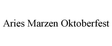 ARIES MARZEN OKTOBERFEST