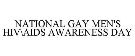 NATIONAL GAY MEN'S HIV\AIDS AWARENESS DAY